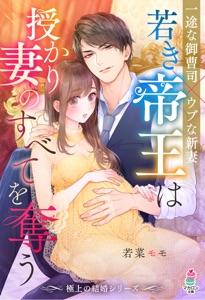 【極上の結婚シリーズ】若き帝王は授かり妻のすべてを奪う Book Cover