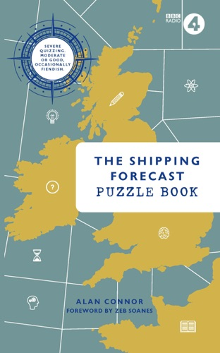 Alan Connor - The Shipping Forecast Puzzle Book