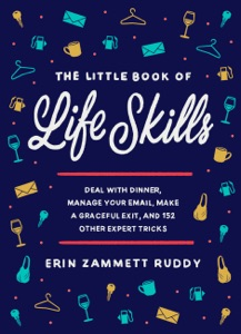 The Little Book of Life Skills Book Cover