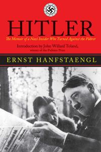 Hitler Book Cover