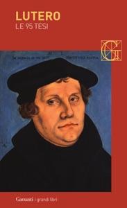 Le 95 tesi Book Cover