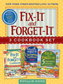 Download and Read Online Fix-It and Forget-It Box Set