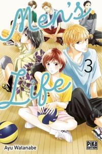 Men's Life T03 par Ayu Watanabe Couverture de livre