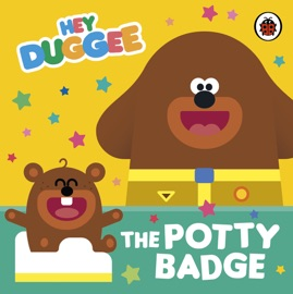 Hey Duggee The Potty Badge