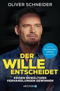Der Wille entscheidet Buch-Cover