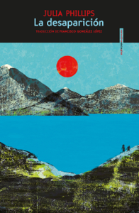 La desaparición Book Cover