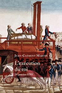L'Exécution du roi Couverture de livre