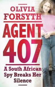 Agent 407 Boekomslag