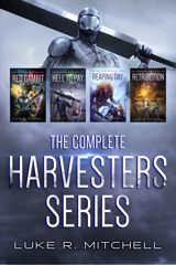 The Complete Harvesters Series Collection