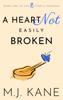 MJ Kane - A Heart Not Easily Broken  artwork