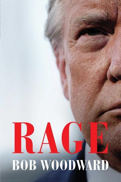 Rage - Bob Woodward book cover
