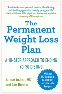 The Permanent Weight Loss Plan Book Cover