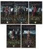 V. C. Andrews Casteel Series Complete 5 Book Set: Heaven, Dark Angel, Fallen Hearts, Gates Of Paradise, Web Of Dreams