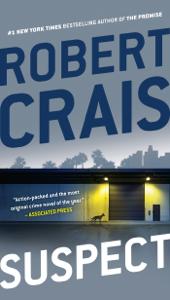 Suspect Book Cover