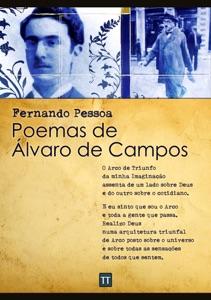 Poemas de Álvaro de Campos Book Cover