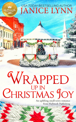 Janice Lynn - Wrapped Up in Christmas Joy book