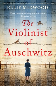 The Violinist of Auschwitz Book Cover