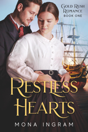 Restless Hearts - Mona Ingram book summary