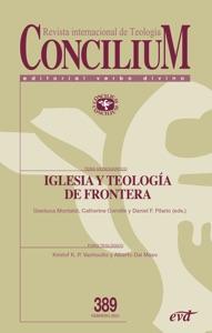 Iglesia y teología de frontera Book Cover