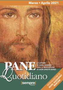 Pane Quotidiano Marzo Aprile 2021 Libro Cover