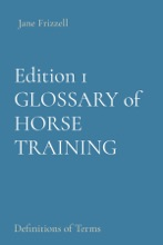 Edition 1 Horse Trainers' Glossary