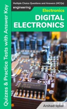 Digital Electronics Multiple Choice Questions and Answers (MCQs): Quizzes & Practice Tests with Answer Key (Digital Electronics Worksheets & Quick Study Guide)