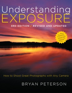 Understanding Exposure, 3rd Edition Book Cover