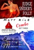 Matt Kile Combo Set Three. 2 novels and an excerpt
