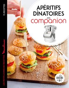 Apéritifs dînatoires au Companion Couverture de livre