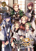 Mushoku Tensei: Jobless Reincarnation (Light Novel) Vol. 1