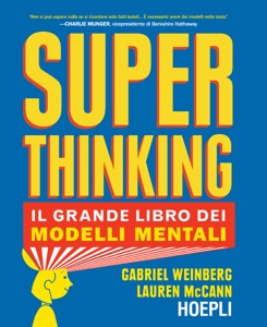 Superthinking Book Cover