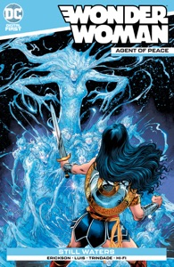 Wonder Woman: Agent of Peace (2020-) #12 Book Cover