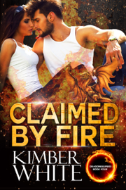 Claimed by Fire book