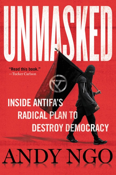 Unmasked - Andy Ngo book cover