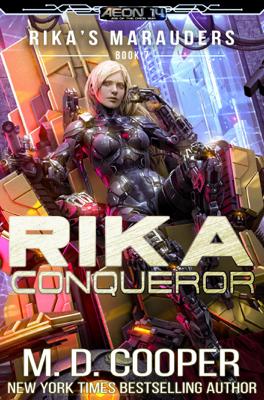 Rika Conqueror - M. D. Cooper book