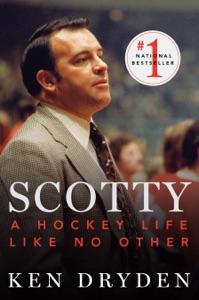 Scotty da Ken Dryden Copertina del libro