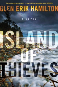 Island of Thieves Book Cover