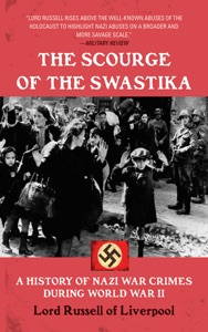 The Scourge of the Swastika Book Cover