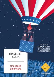 Una storia americana Libro Cover