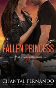 Fallen Princess Book Cover