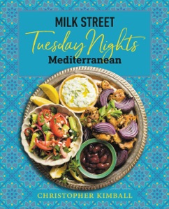 Milk Street: Tuesday Nights Mediterranean by Christopher Kimball Book Cover
