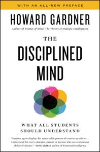 Disciplined Mind Boekomslag
