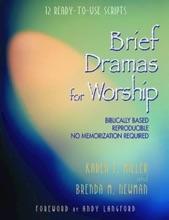 Brief Dramas For Worship - EBook [ePub]