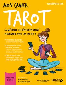Mon cahier Tarot Couverture de livre