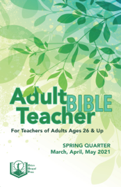 Adult Bible Teacher