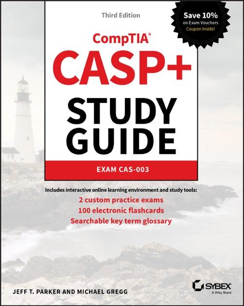 CompTIA Advanced Security Practitioner (CASP) CAS-003 Cert ...
