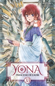 Yona, Princesse de l'Aube T33 par Mizuho Kusanagi Couverture de livre