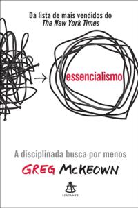 Essencialismo Capa de livro
