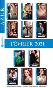 Pack mensuel Azur : 11 romans + 1 gratuit (Février 2021) Book Cover