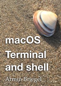 Terminal and shell Boekomslag